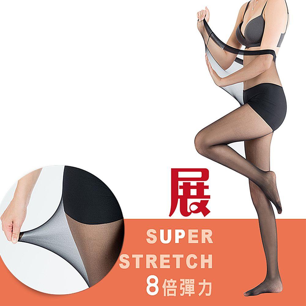 華貴, 絲襪/褲襪, 8倍彈力超彈性(孕婦可穿) 款