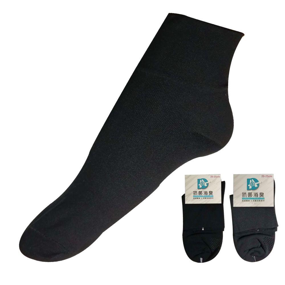 本之豐, 女性短襪/休閒襪, Protimo超細抗菌消臭紗止滑寬口 款