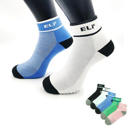 三合豐 ELF, 腳踏車襪/單車襪, 竹炭除臭短統...