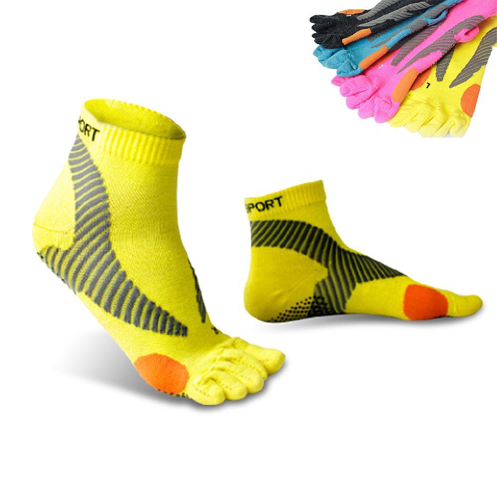 驄豪 美肌刻, 五趾襪/運動襪, 羊毛止滑足弓足踝強化支撐 款