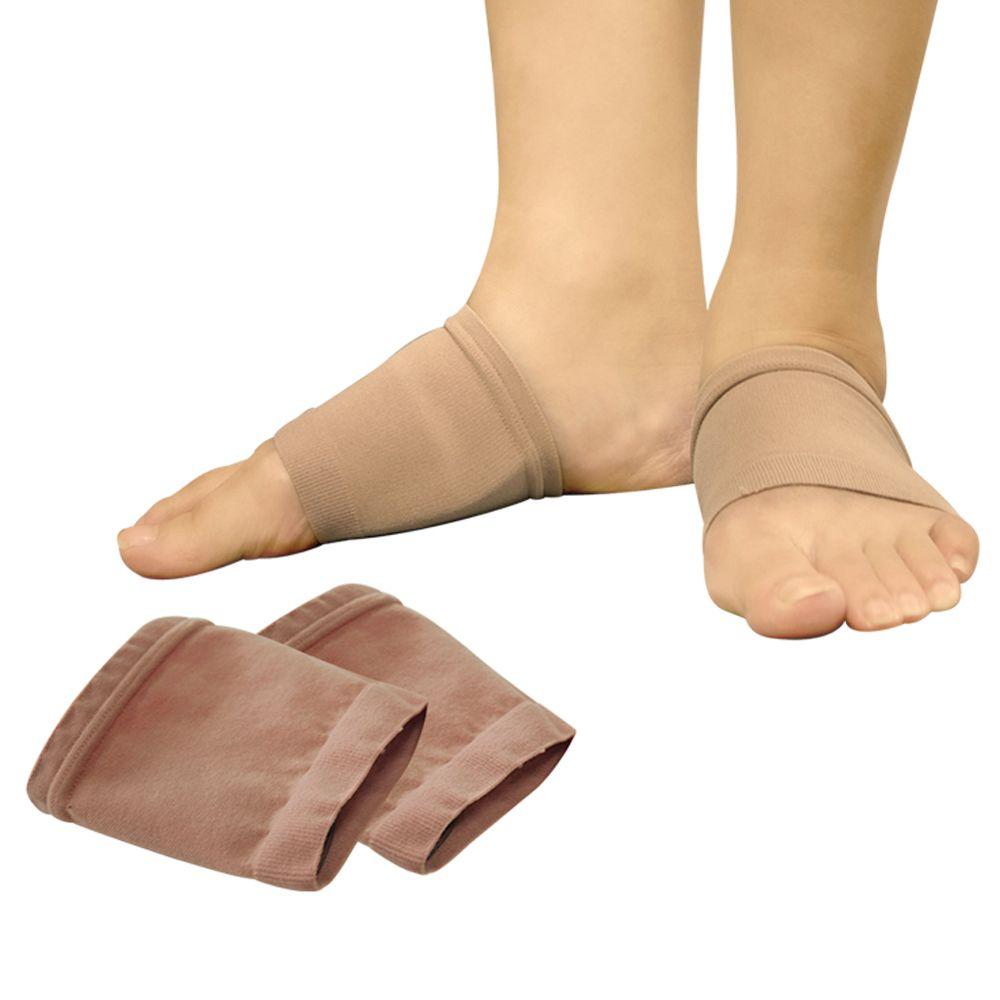 驄豪 足護士 Foot Nurse, 襪套/護套, 足底筋膜足弓凝膠支撐分壓保護 款