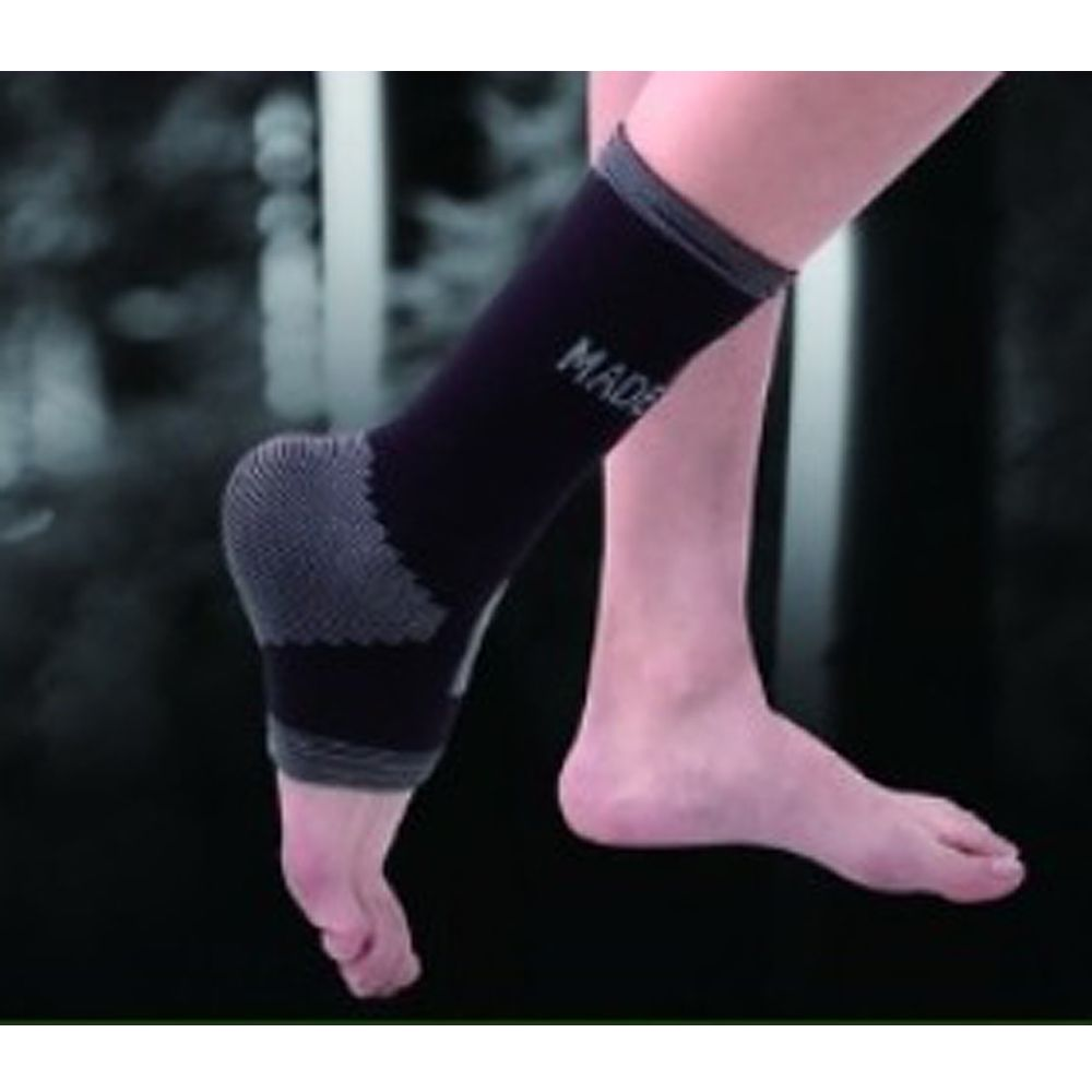 三合豐 ELF, 運動護踝, 奈米竹炭抗菌除臭專業高彈性 款
