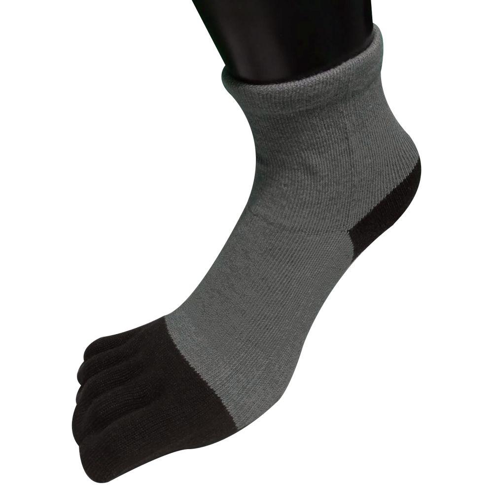 休閒家, 五趾襪, 三合一機能抗菌除臭萊卡二趾型隱形五趾 款