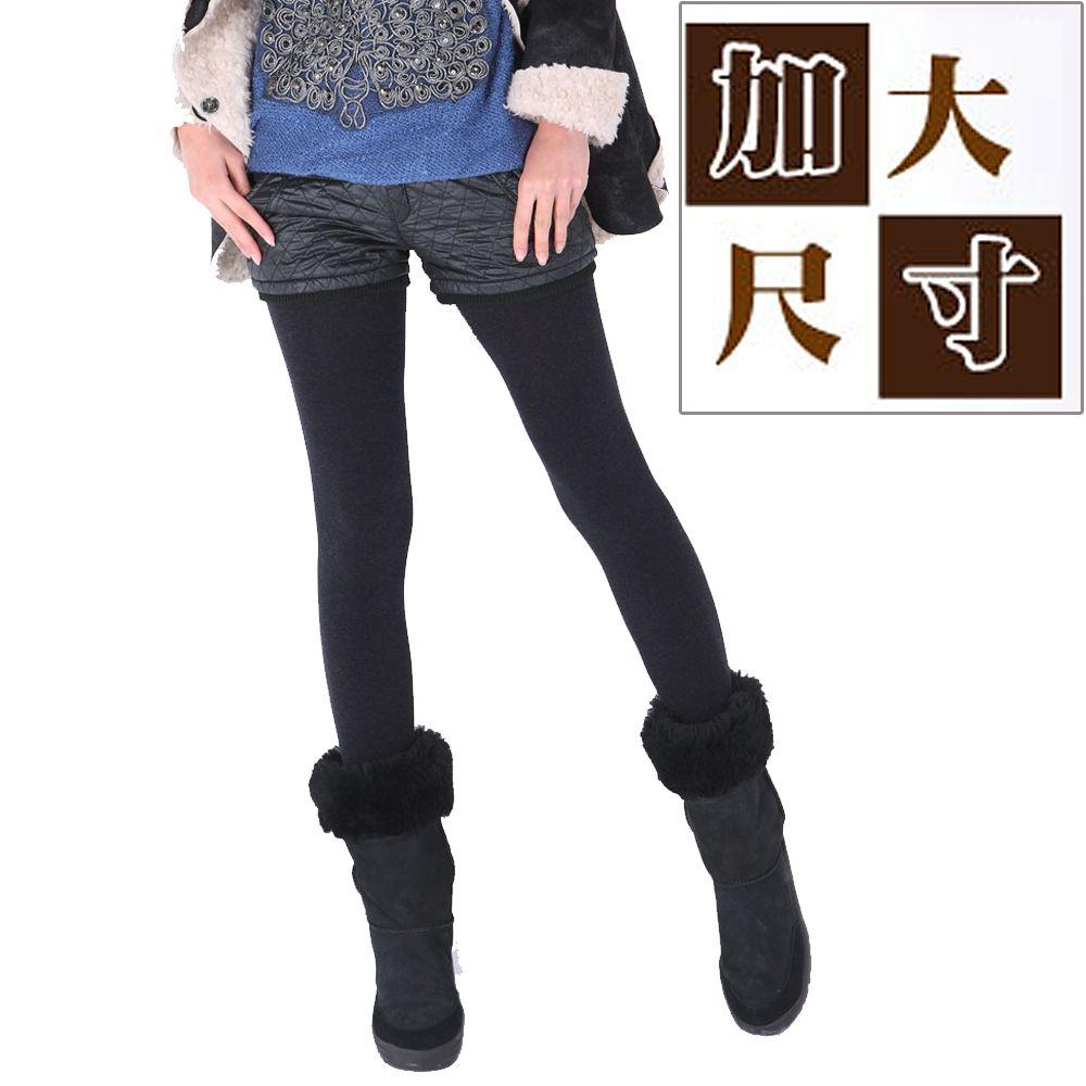 華貴, 褲襪, 加大內刷毛超柔保暖彈性 款