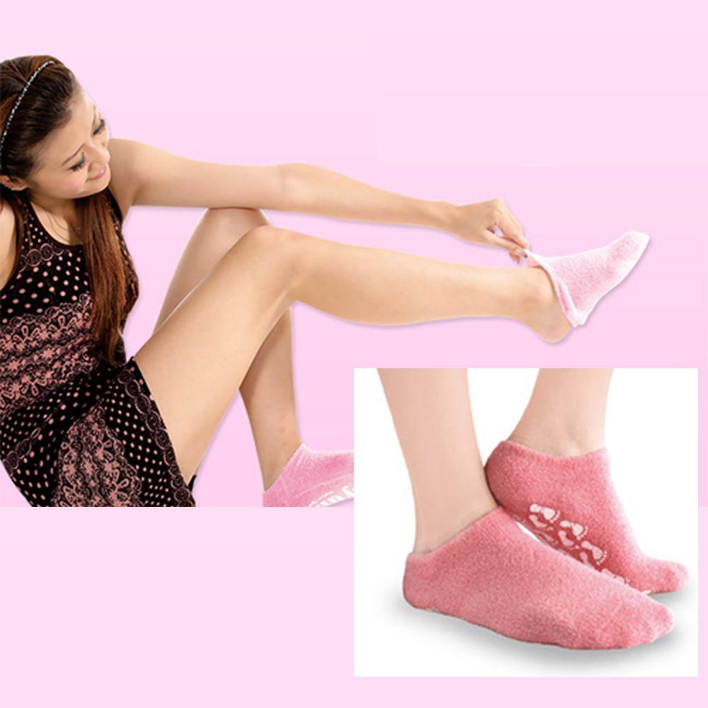 驄豪 美肌刻 Foot Nurse,女性保養級襪套,呵護肌膚SPA全凝膠款
