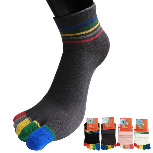 博脩斯 Perseus , 五趾短襪, 抗菌除臭彩...