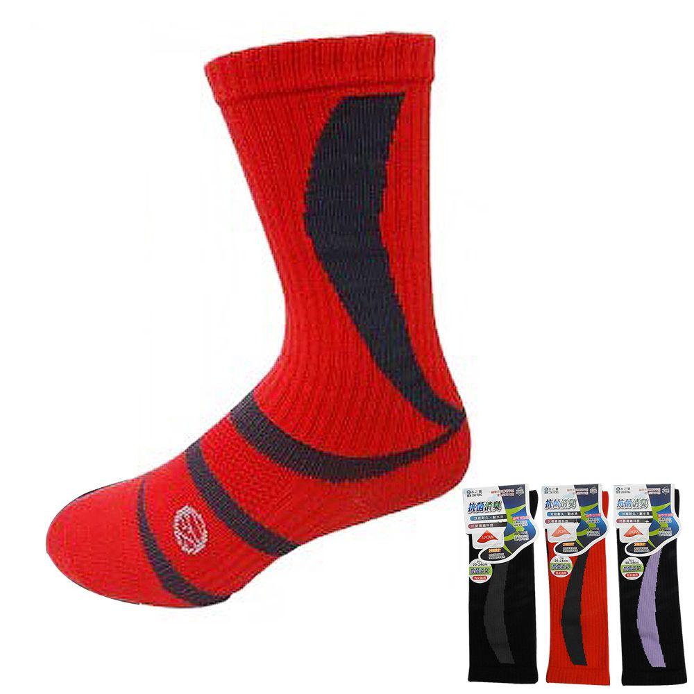 本之豐, 女性半統運動襪, 萊卡精梳棉繃帶加壓抗菌消臭足弓加強 款
