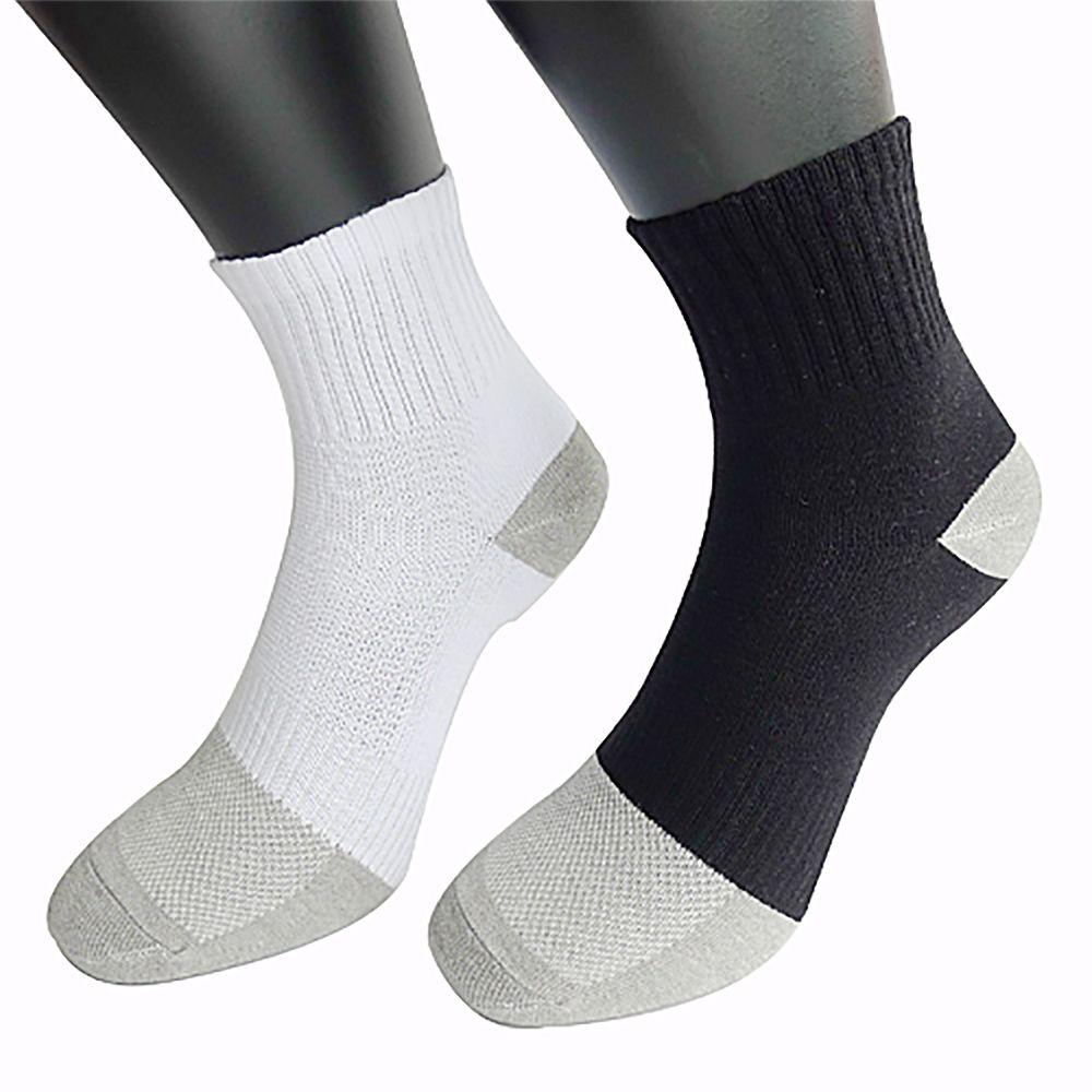 三合豐 ELF, 短襪/學生襪, 竹炭除臭抗夏輕薄 款
