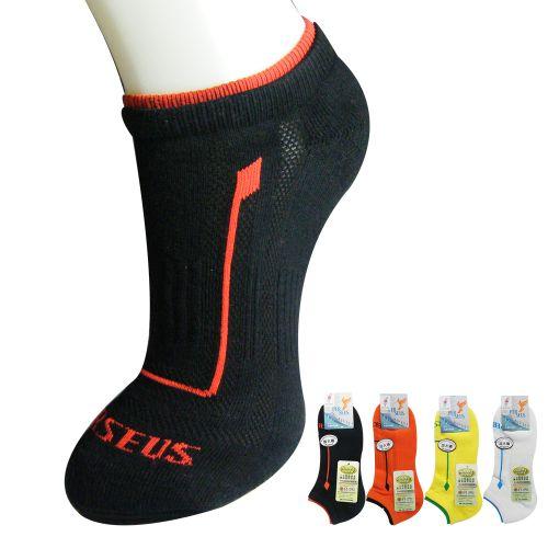 博脩斯 Perseus , 船襪, 銀+氧化鋅雙效...