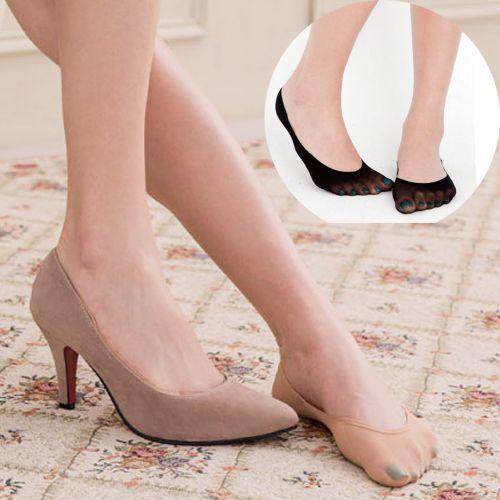 華貴, 襪套/隱形襪, 絲襪材質超淺口隱形超薄一體...