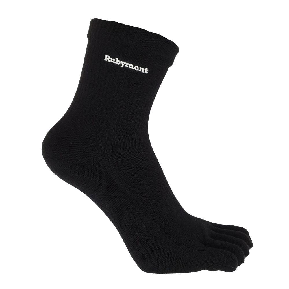 Rubymont 優品網, 五趾襪, 第三代竹炭抗菌除臭無痕 款(有加大尺碼)