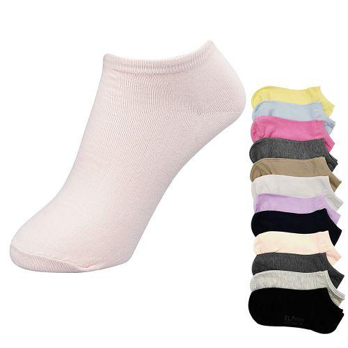 三合豐 ELF, 船襪, 精梳棉密針薄襪 款【MI...